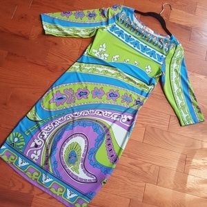 MEGGIE SWEET dress size M.